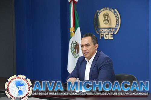 FGE, aliada de los derechos humanos y el cumplimiento de su marco jurídico: Adrián López Solís