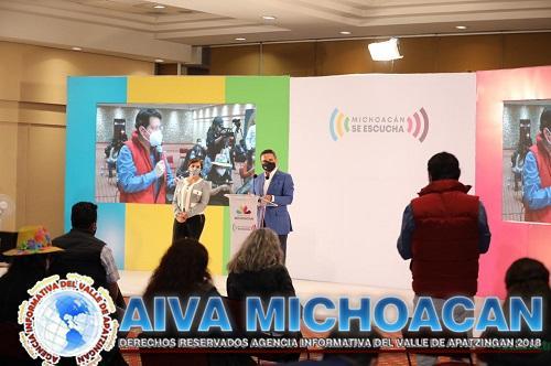 Entra Michoacán a un escenario controlado del COVID-19: Gobernador