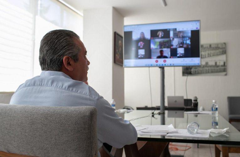 En audiencia ante magistrados del TEPJF, Raúl Morón defiende democracia en Michoacán